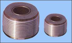 滚丝轮可连接横、竖、斜向的HRB335、HRB400同径或异径钢筋